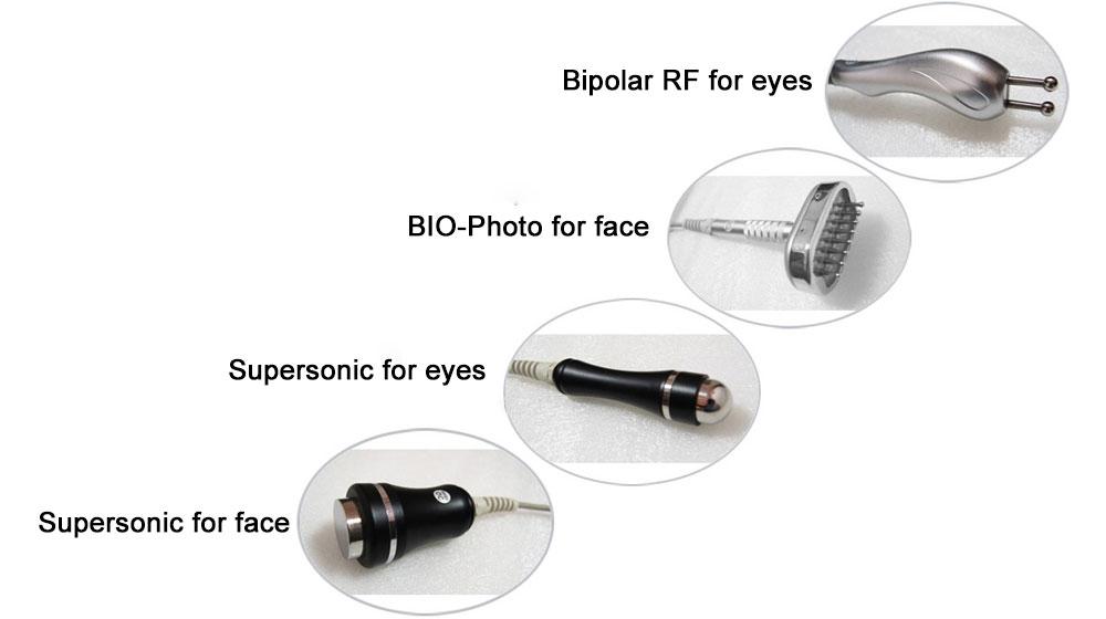 oxygen facial machine probes