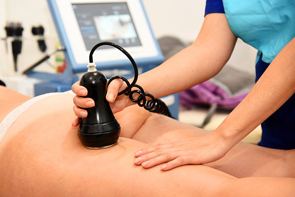 ultrasonic cavitation treatment demo