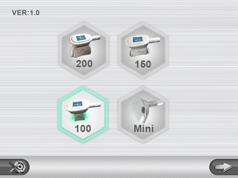 CoolWave cryo interface