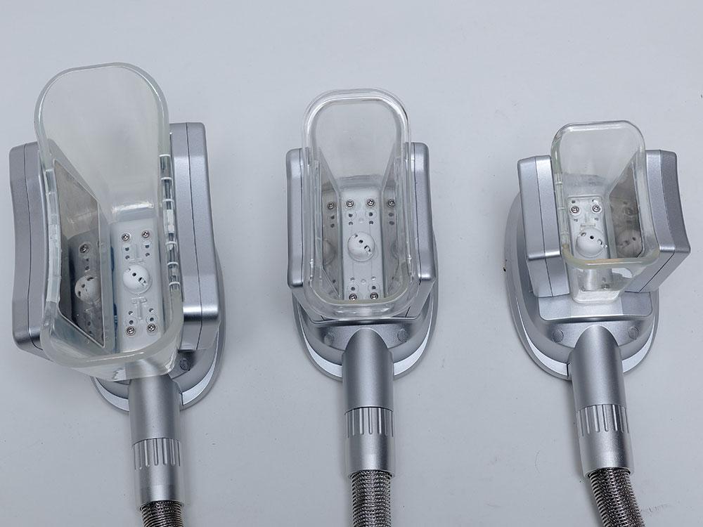 fat freezing cryolipolysis machine handpieces