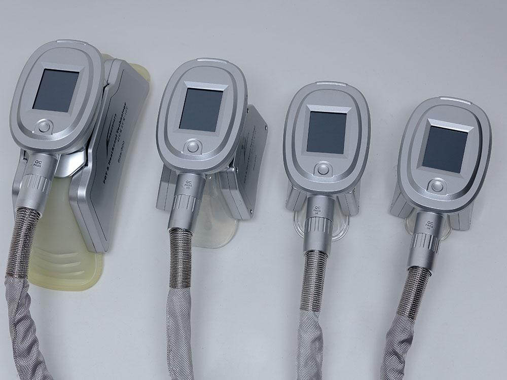 coolsculpting machine handpieces