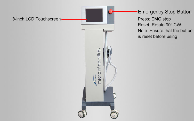 microneedling rf front annotation